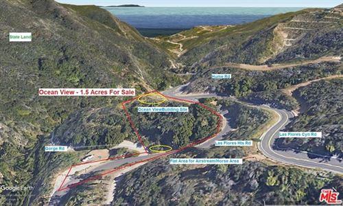 Photo of 3000 las flores Cyn Road, Malibu, CA 90265 (MLS # 21749498)