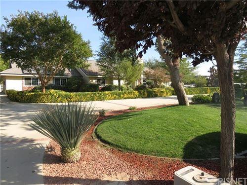 Photo of 40922 25th W Street, Palmdale, CA 93551 (MLS # SR20222498)