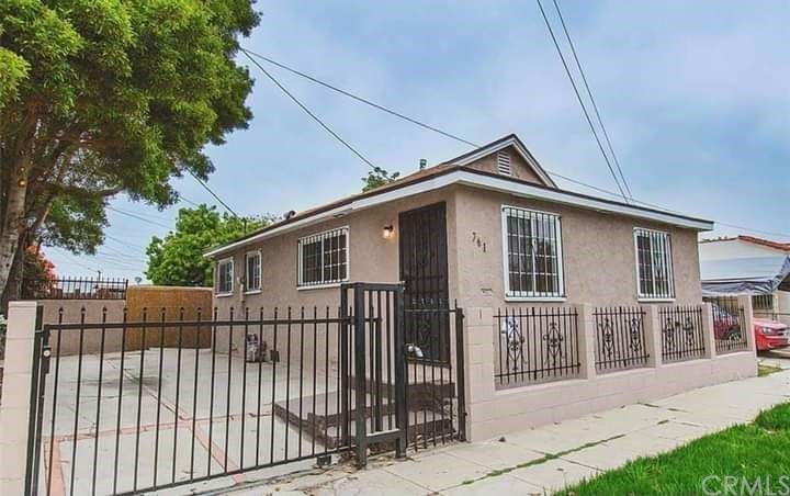 761 91ST ST, Los Angeles, CA 90044 - MLS#: DW21188498