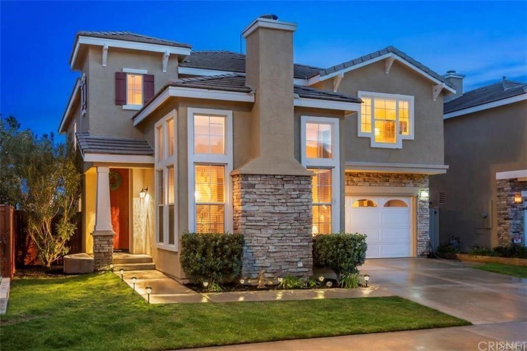 21512 Bodie Place, Santa Clarita, CA 91390 - MLS#: SR21167498
