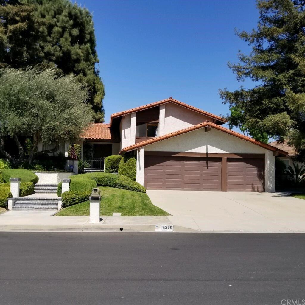 15370 Feldspar Drive, Chino Hills, CA 91709 - MLS#: TR21094498