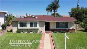 Photo of 1574 Elysian Avenue, Pomona, CA 91767 (MLS # CV19149499)