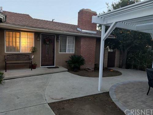 Photo of 14434 Herron Street, Sylmar, CA 91342 (MLS # SR21006499)