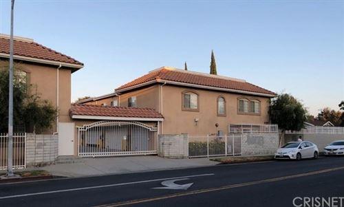 Photo of 9058 Noble Avenue #5, North Hills, CA 91343 (MLS # SR21077499)