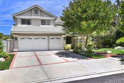 Photo of 12458 Cascade Canyon Drive, Granada Hills, CA 91344 (MLS # SR21132499)