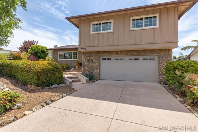 6497 Casselberry Way, San Diego, CA 92119 - #: 210014499