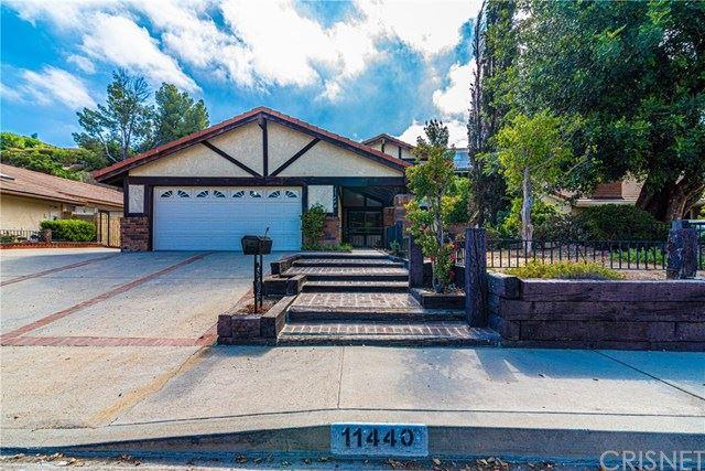 Photo of 11440 Yolanda Avenue, Porter Ranch, CA 91326 (MLS # SR20129499)