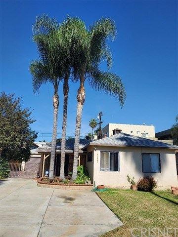 14655 Erwin Street, Van Nuys, CA 91411 - MLS#: SR20229499