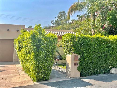 Photo of 103 W Camino Encanto, Palm Springs, CA 92262 (MLS # 219067534DA)