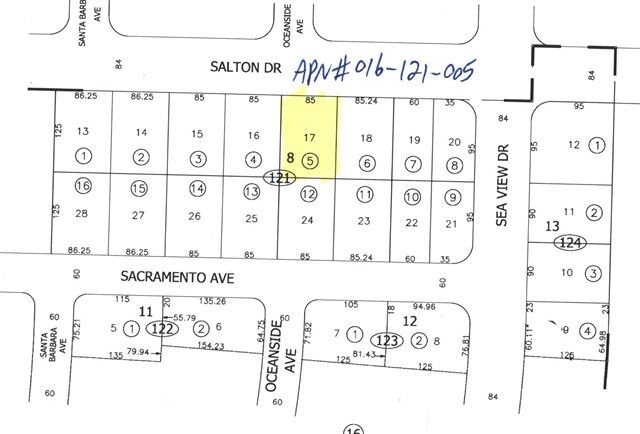 837 Salton Drive, Salton City, CA 92275 - #: 219056354DA