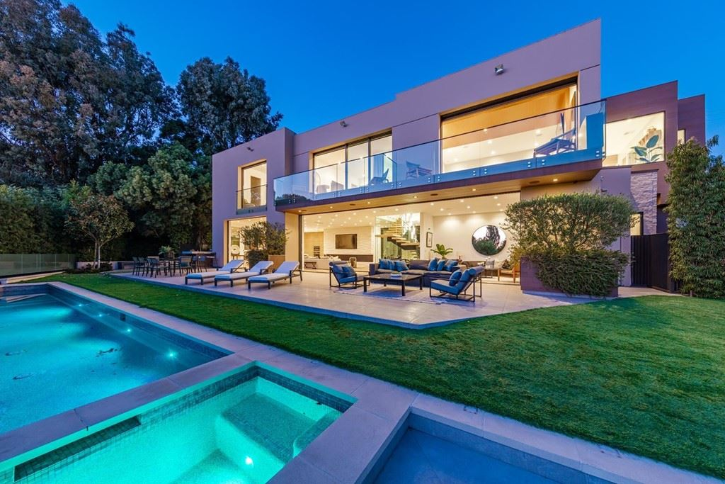 815 N Tigertail Road, Los Angeles, CA 90049 - MLS#: 219069144DA