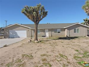 Photo of 58420 DIADEM Drive, Yucca Valley, CA 92284 (MLS # 19427904PS)