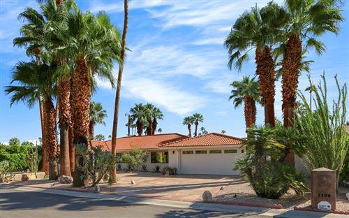 Photo of 1100 S Manzanita Avenue, Palm Springs, CA 92264 (MLS # 219068644PS)