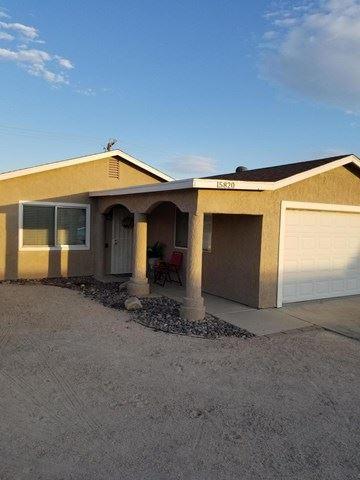 15820 Via Vista, Desert Hot Springs, CA 92240 - MLS#: 219052874PS