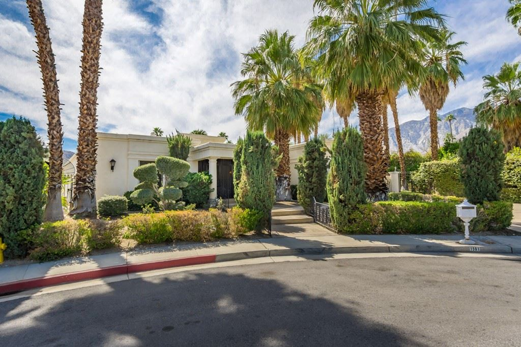 1591 S San Mateo Drive, Palm Springs, CA 92264 - MLS#: 219068344PS