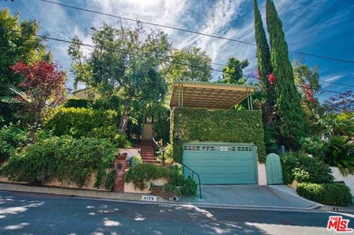 Photo of 4175 CRISP CANYON Road, Sherman Oaks, CA 91403 (MLS # 20595500)