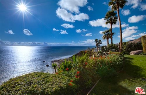 Photo of 32802 Pacific Coast Highway, Malibu, CA 90265 (MLS # 20632500)