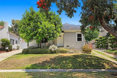 Photo of 2067 Chilton Drive, Glendale, CA 91201 (MLS # 820002500)