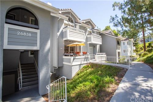 Photo of 26838 Claudette Street #222, Canyon Country, CA 91351 (MLS # SR20156500)
