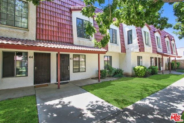 2230 E Avenue Q4 #43, Palmdale, CA 93550 - MLS#: 20612500