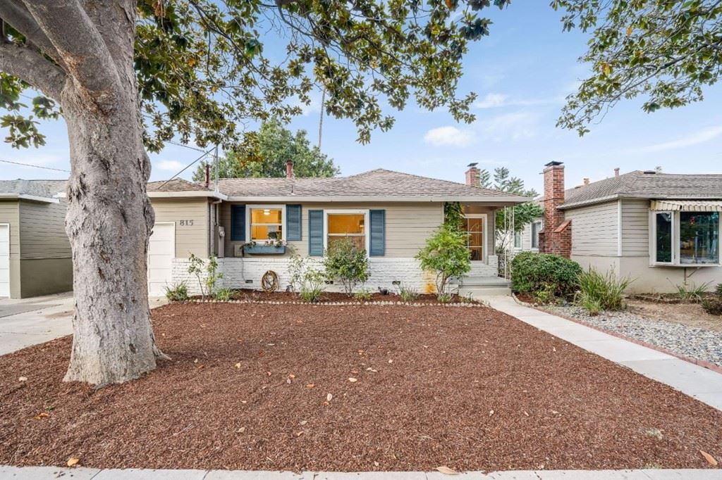 815 Washington Avenue, Sunnyvale, CA 94086 - #: ML81866500