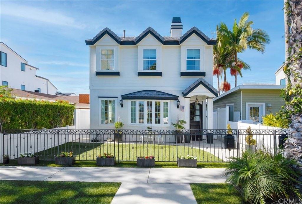 613 Poppy Avenue, Corona del Mar, CA 92625 - MLS#: PW21205500