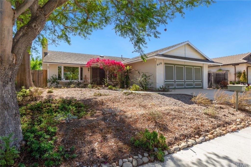 926 Bright Star Street, Thousand Oaks, CA 91360 - MLS#: TR21226501