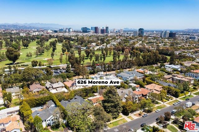 626 Moreno Avenue, Los Angeles, CA 90049 - MLS#: 21723502