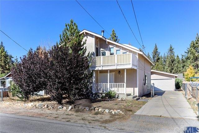 167 W Meadow Lane, Big Bear City, CA 92314 - MLS#: EV20223502