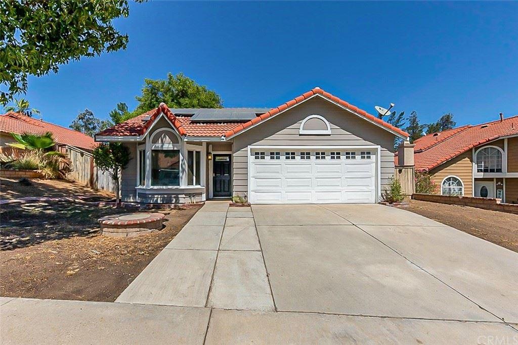 9478 Palm Canyon Drive, Corona, CA 92883 - MLS#: IV21196502