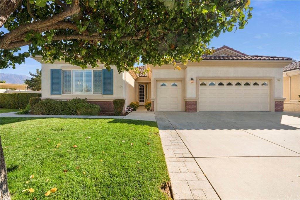 1696 Woodlands Road, Beaumont, CA 92223 - MLS#: IV21226502