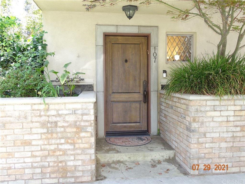 15248 Clark Street #107, Sherman Oaks, CA 91411 - MLS#: SR21185502