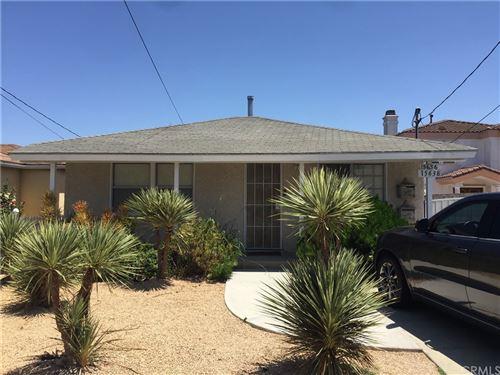 Photo of 15636 Sombra Avenue, Lawndale, CA 90260 (MLS # SB21171503)
