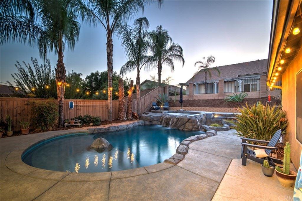 25321 Silverwood Lane, Menifee, CA 92584 - MLS#: SW21227503