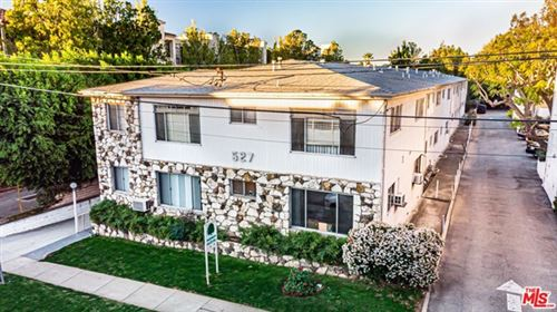 Photo of 527 S Barrington Avenue, Los Angeles, CA 90049 (MLS # 21680504)