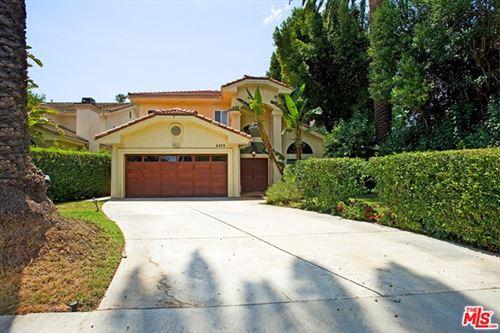 Photo of 4459 Tyrone Avenue, Sherman Oaks, CA 91423 (MLS # 21753504)