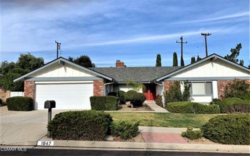 Photo of 1847 Nowak Avenue, Thousand Oaks, CA 91360 (MLS # 220011504)