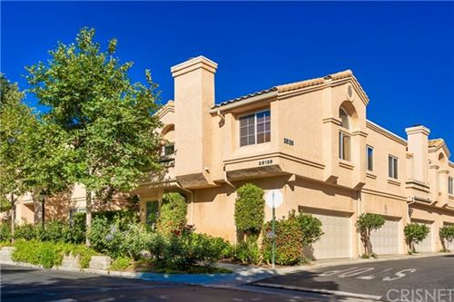 Photo of 25126 Steinbeck Avenue #H, Stevenson Ranch, CA 91381 (MLS # SR20132504)