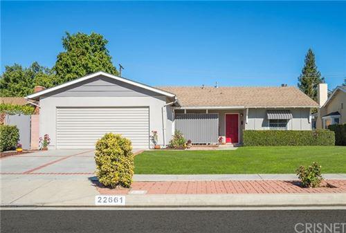 Photo of 22661 Mobile Street, West Hills, CA 91307 (MLS # SR20243504)