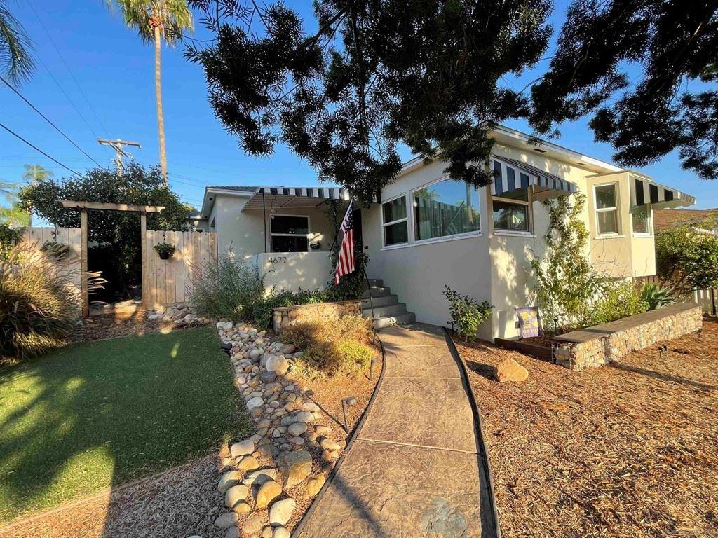 4677 Rolando Blvd, San Diego, CA 92115 - MLS#: 210026504