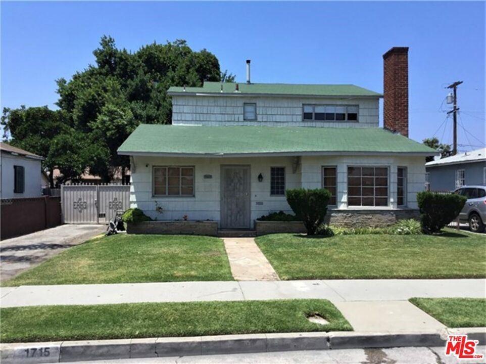 1715 N Santa Fe Avenue, Compton, CA 90221 - MLS#: 21749504