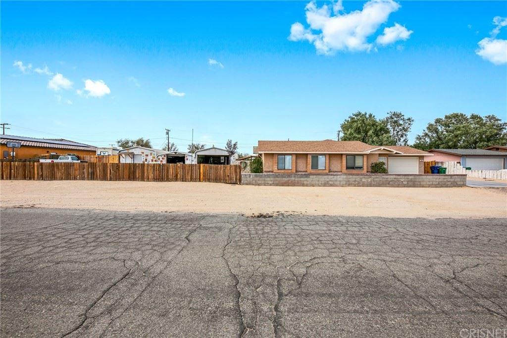 9833 Susan Avenue, California City, CA 93505 - MLS#: SR21156504