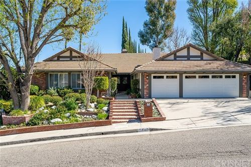 Photo of 7432 Dorie Drive, West Hills, CA 91307 (MLS # SR21041505)