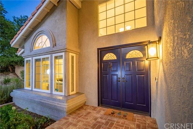 Photo of 17854 Tuscan Drive, Granada Hills, CA 91344 (MLS # SR21142505)