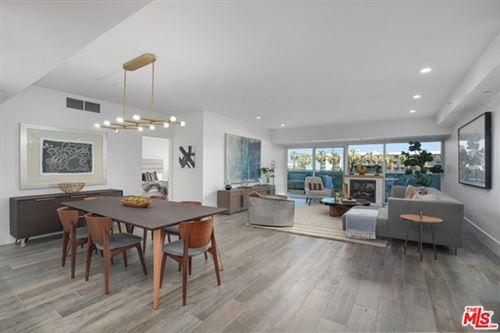 Photo of 13600 MARINA POINTE Drive #305, Marina del Rey, CA 90292 (MLS # 21727506)