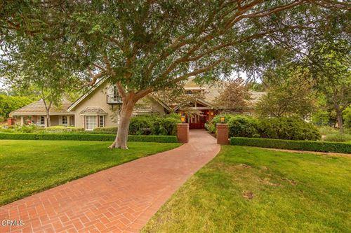 Photo of 12684 MacDonald Drive, Ojai, CA 93023 (MLS # V1-7506)