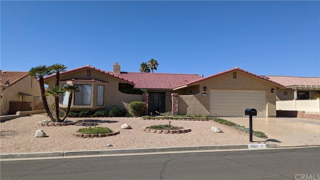 9821 Hoylake Road, Desert Hot Springs, CA 92240 - #: EV21233506