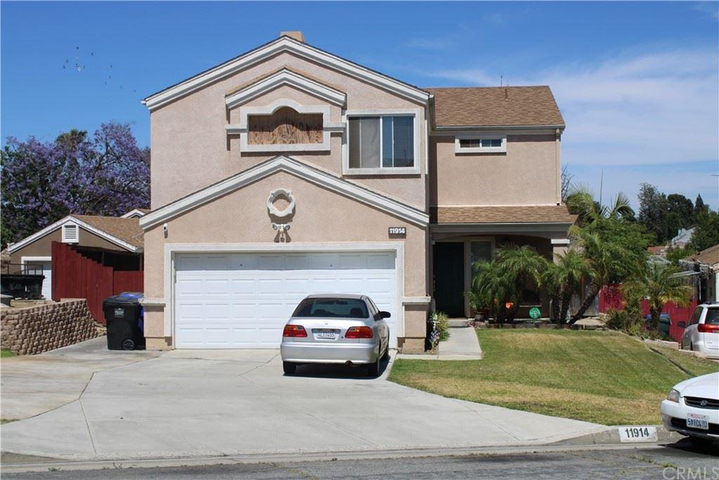 11914 Ramsey Drive, Whittier, CA 90605 - MLS#: PW21137506