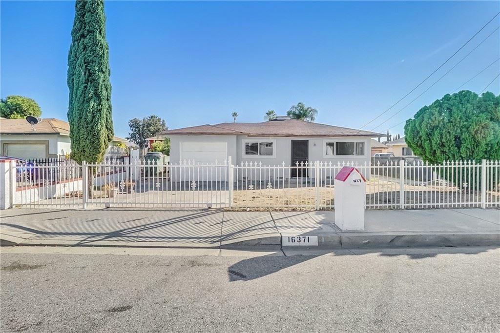 16371 San Bernardino Avenue, Fontana, CA 92335 - MLS#: TR21234506