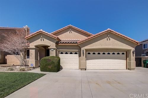 Photo of 1831 Hideaway Place, Palmdale, CA 93551 (MLS # BB20067507)